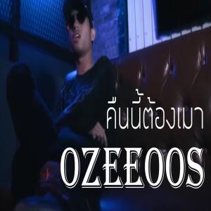 อัลบัม คืนนี้ต้องเมา Feat. A-PS M1, BongBong ศิลปิน OZEEOOS