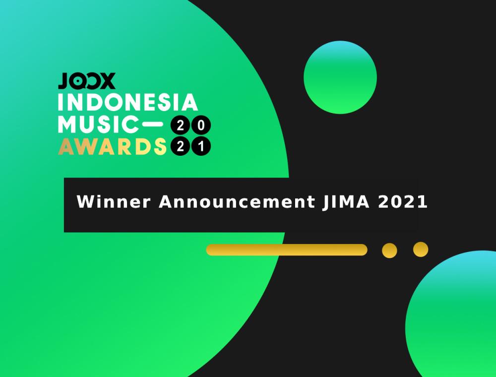 Selamat! Ini Dia Para Pemenang JOOX Indonesia Music Awards 2021