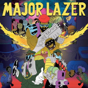 Album Free The Universe from Major Lazer