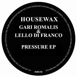 Album Pressure EP from Gari Romalis