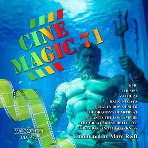Album Cinemagic 71 from Marc Reift