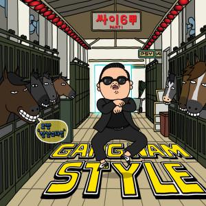 PSY的專輯Gangnam Style (강남스타일)