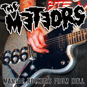 Album Maniac Rockers from Hell from The Meteors