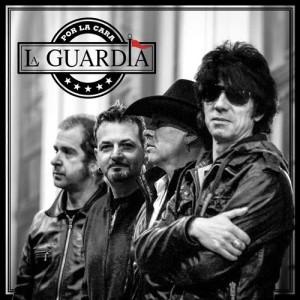 Album Por la Cara from La Guardia