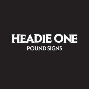 Album Pound Signs (Explicit) from Headie One