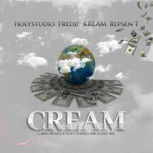 Album Cream from Kream