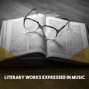 Album Literary Works Expressed in Music from Moscow RTV Large Symphony Orchestra
