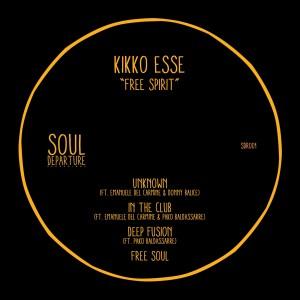 Album Free Spirit from Kikko Esse