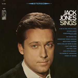 Album Jack Jones Sings from Jack Jones