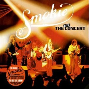Album The Concert (Live in Essen, Germany 1978) from Smokie
