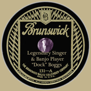 Album Legendary Singer & Banjo Player from Dock Boggs