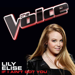Album If I Ain't Got You from Lily Elise
