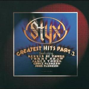 Styx的專輯Greatest Hits Part 2