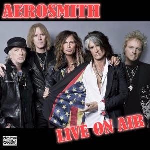 Live On Air dari Aerosmith