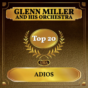Album Adios from Glenn Miller and His Orchestra