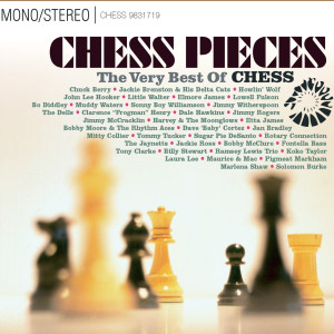 Album Chess Pieces: The Very Best Of Chess Records from Various Artists