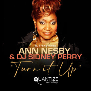 Album Turn It Up from Ann Nesby