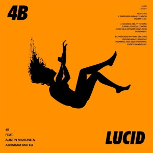 4B的專輯Lucid