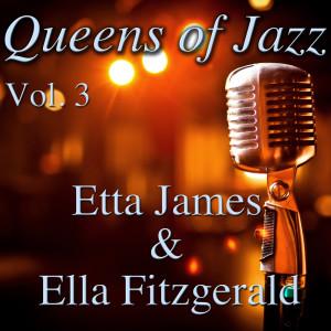 Etta James的專輯Queens of Jazz Vol. 3