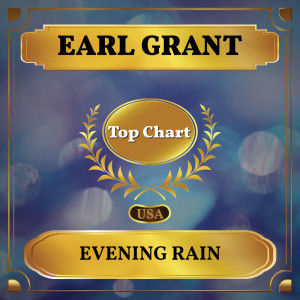 Album Evening Rain from Earl Grant