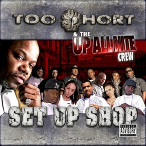 Album Set Up Shop from The Up All Nite Crew