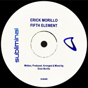 Album Fifth Element from Erick Morillo