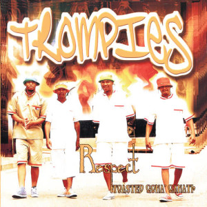 Album Respect Toasted Gona' Ganati from Trompies