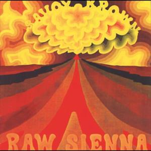 Raw Sienna 1970 Savoy Brown