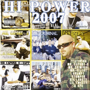 Album Hi Power 2007 from Various Artists