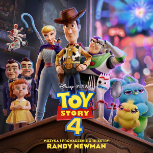Album Toy Story 4 from Randy Newman