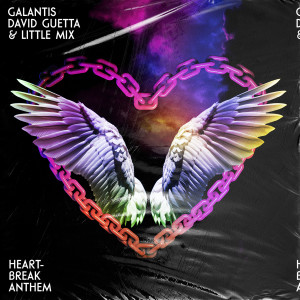 David Guetta的專輯Heartbreak Anthem