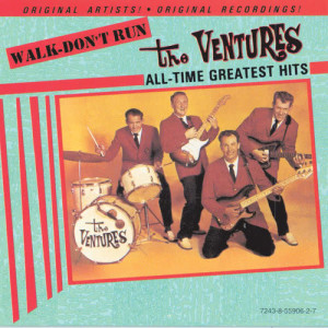 The Ventures的專輯Walk Don't Run - All-Time Greatest Hits