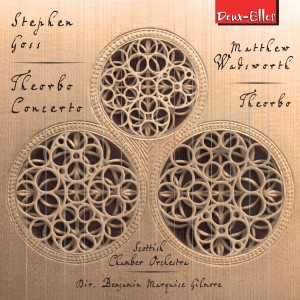 Scottish Chamber Orchestra的專輯Goss Theorbo Concerto