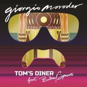 Album Tom's Diner from Giorgio Moroder