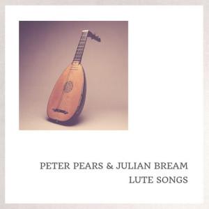 Album Lute Songs from Peter Pears