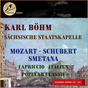 Album Capriccio Italien - Popular Classic from Karl Böhm