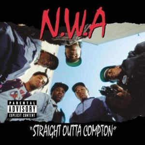 NWA的專輯Straight Outta Compton (2002 Digital Remaster)