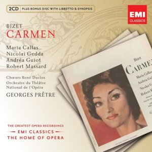 Listen to Carmen (1997 Digital Remaster), Act II: Messieurs, Pastia me dit song with lyrics from Georges Pretre