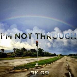 Album I'm Not Through from OK GO