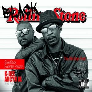 Album Black Rolling Stone (Explicit) from Arcyn AL