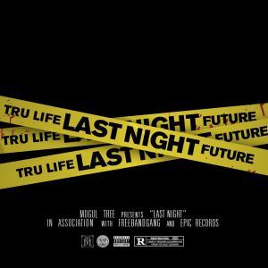 Album Last Night from DJ Clue