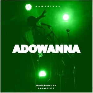 Album Adowanna from Namadingo