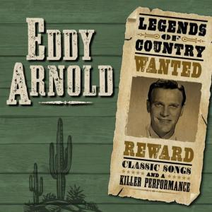 Eddy Arnold的專輯Legends Of Country