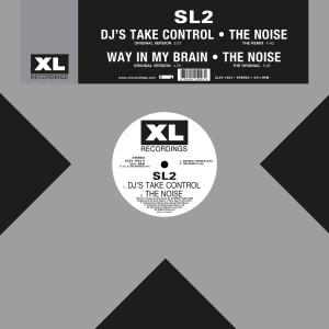 Album DJs Take Control from sl2