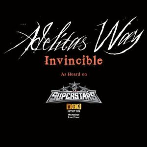 Album Invincible (WWE Superstars Theme Song) from Adelitas Way