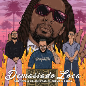 Album Demasiado Loca from Aarpa