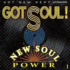 Album Got Soul! New Soul Power, Vol. 1 from Various Artists