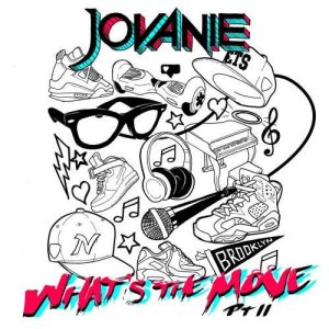 Album What's the Move Pt. II from Jovanie