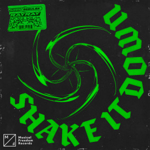 Album Shake It Down (Explicit) from Juyen Sebulba