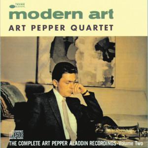 Modern Art 1988 Art Pepper